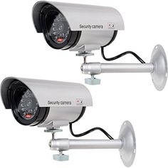 Bestselling Video Surveillance Simulated Cameras on Amazon