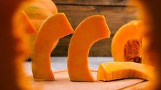 Tekvicovú dužinu nevyhadzujte! Môžete ju spotrebovať pri varení Cantaloupe, Peach, Fruit, Food, Essen, Peaches, Meals, Yemek, Eten
