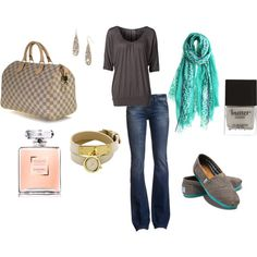 Shopping Day, created by Erika on Polyvore