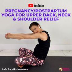 Pregnancy Workout Videos, Prenatal Workout, Mommy Workout, Prenatal Yoga, Pregnancy Back Pain, Exercise During Pregnancy, Pregnancy Health, Yoga Pregnancy, Yoga For Pregnant Women