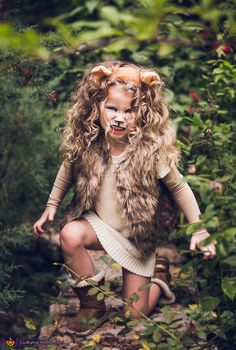 Little Lion - 2016 Halloween Costume Contest