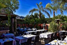 The Tropicale Restaurant & Coral Seas Lounge | 760.866.1952 | Palm Springs