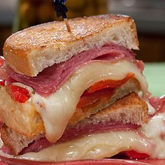 ... Grilled on Pinterest | Grilled cheeses, Grilled cheese sandwiches and