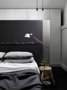 MONOCHROME AND WOOD IN ONE AUSTRALIAN APARTMENT - 79 Ideas