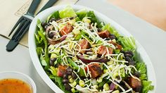What 8 nutritionists order at Chipotle, like a salad with the works! #healthydining #everydayhealth | everydayhealth.com