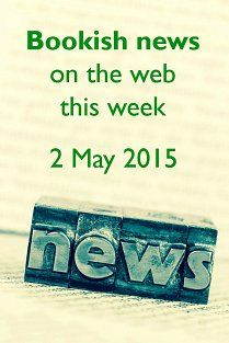 Bookish news on the web this week - 2 May 2015 from thetbrpile.com. Reading: How important is the end of a book?; The joy of discovering lost literary gems; Bookshops: The unputdownable spirit of the local bookshop; Publishers: Tramp Press a welcome outlet for new Irish fiction Top Ten Books, Little Free Libraries, Free Library, Uptown Funk, Book Sculpture, Sculptures, Pet Peeves, Lets Do It, Agatha Christie