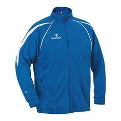 Men's Diadora Rigore Jacket Royal (US Men's (Chest 36-38))