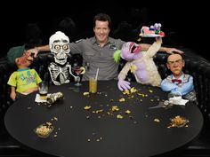 """A clip of Jeff Dunham and Achmed the Dead Terrorist from Jeff's classic stand-up special and DVD, """"Spark of Insanity"""". Description from pinterest.com. I searched for this on bing.com/images"""