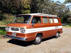 Posterior-powered pop-top deal – 1962 Chevrolet Greenbrier Camper van sells f | Hemmings Daily