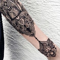 45 Damn Good Black and Grey Tattoos Designs