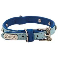 Pretty Star Blue Halsbånd 25cm Pretty Star, Star Wars, Bling, Belt, Stars, Accessories, Fashion, Doggies, Belts