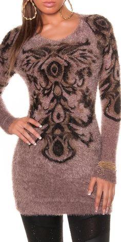 Dámský svetr Sweaters, Dresses, Fashion, Tunic, Vestidos, Moda, Fashion Styles, Sweater, Dress