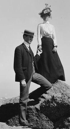 Himmelfahrt 1905.