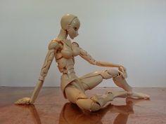 artist figure model
