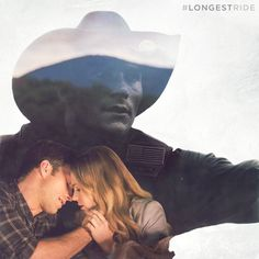 From flirting to falling, Sophia showed Luke the way to love. The Longest Ride is in theaters now!