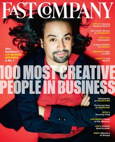 """How """"Hamilton"""" Creator Lin-Manuel Miranda Is Building A Brand For The Ages   Fast Company   Business + Innovation"""