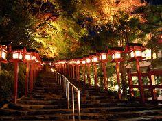 My best of favorite place, Kibune jinjya Japan