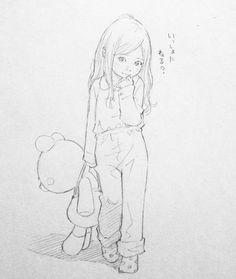 use drawing references to improve your drawings Manga Drawing, Manga Art, Drawing Base, Figure Drawing, Art Reference Poses, Drawing Reference, Art Drawings Sketches, Cute Drawings, Children Sketch