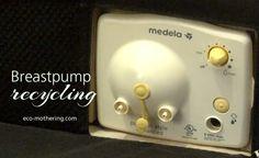 Medela Recycles Breastpumps | Eco-Mothering.com