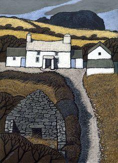 TRELEDDYD FAWR ~ CHRIS NEALE landscape artist
