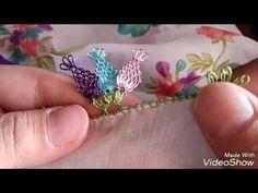 İğne oyası dersleri 11 - YouTube Hairpin Lace, Point Lace, Needle Lace, Beauty Tutorials, Lace Making, Hair Pins, Hand Embroidery, Needlework, Elsa