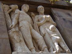 Virgilio Milani: bassorilievo (Rovigo) by Pivari.com, via Flickr