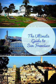 Read about the 8 things to see in San Francisco, California, visiting Alcatraz…