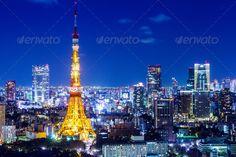 Realistic Graphic DOWNLOAD (.ai, .psd) :: http://realistic-graphics.xyz/pinterest-itmid-1006632307i.html ... Tokyo Tower ...  buildings, city, cityscape, japan, landmark, metropolis, night, nightscape, scene, scenery, skyline, tokyo, tokyo tower, tower  ... Realistic Photo Graphic Print Obejct Business Web Elements Illustration Design Templates ... DOWNLOAD :: http://realistic-graphics.xyz/pinterest-itmid-1006632307i.html