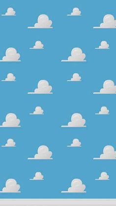 gallery for toy story wallpaper clouds iphone