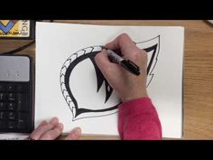 How to Draw a Dragon Eye Drawing Lessons, Art Lessons, Dragon Eye Drawing, Pin Art, Acrylic Painting Canvas, Online Art, Zentangle, Visual Arts, Middle Earth
