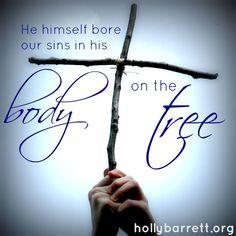 On the Tree {SSMT}   Holly Barrett #SSMT #ReclaimingaRedeemedLife