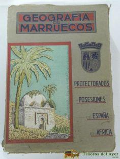lotLIBRO - GEOGRAFIA DE MARRUECOS, PROTECTORADOS Y POSESIONES DE ESPAñA EN AFRICA. COMISION HISTORICA DE LAS CAMPAÑAS DE MARRUECOS - MADRID, MINISTERIO DE LA GUERRA, 1936 - XII+534 PáGS. + NUMEROSAS LáMINAS MARRUECOS - CHAFARINAS - PEÑON DE VELEZ - Ae_17459.jpg (526×700)