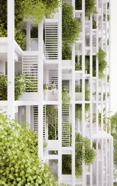 Image 2 of 23 from gallery of penda to Build Modular, Customizable Housing Tower in India. © penda