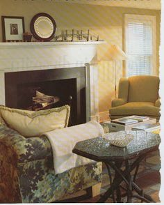 Ina Garten's house from House Beautiful 1994