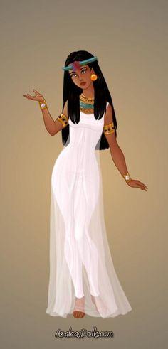 Egyptian Woman by jjulie98.deviantart.com on @deviantART