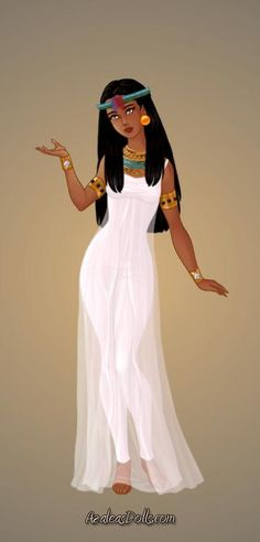Egyptian Woman by jjulie98.deviantart.com on @deviantART
