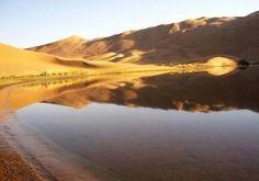 Desert in China