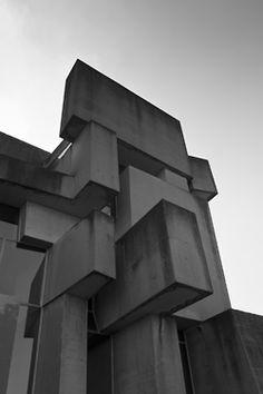 eastberliner:  Beton Wien IV , vienna 2014