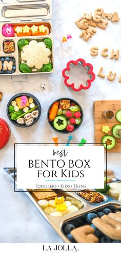Bento lunches help kids eat healthier meals. Buying the right kids' bento box matters so here are the best ones we've owned or considered plus fun tools. Healthy Family Meals, Healthy Eating For Kids, Healthy Foods To Eat, Healthy Recipes, Best Bento Box, Bento Box Lunch, Cute Food, Good Food, Food Hacks
