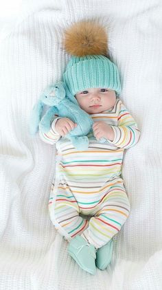 15 new ideas for clothes for kids bebe So Cute Baby, Baby Kind, Cute Baby Clothes, Baby Love, Cute Kids, Cute Babies, Baby Baby, Baby Boy Newborn, Foto Baby