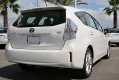 The 2014 Toyota Prius v may be fuel efficient, but that doesn't mean it's not spacious inside. Find out just how much this new Toyota has to offer!