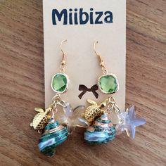 Miibiza ☀️ Ibiza Summer ☀️ Earrings