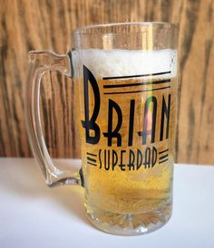 Kitchen, Dining & Bar Bar Tools & Accessories Beer Stein There Is A Name Beards Funny Novelty Christmas Birthday Pint Glass