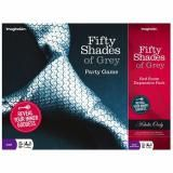 Fifty Shades of Grey Board Game and Red Booster Extra Game Pack - a fun evening of game night for you and the girls