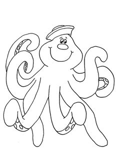 Right Ear Coloring Page