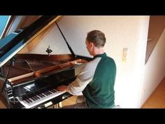 Yiruma - River flows in You (Benedikt Waldheuer Piano Cover ᴴᴰ) - YouTube