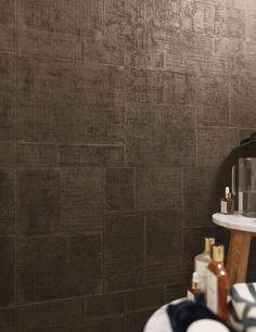 Плитка Pan de Bois итальянской фабрики Naxos - это гармоничное сочетание дерева, металла, цемента и ткани. Несколько форматов плитки с матовой поверхностью оценят любители нестандартных дизайнерских решений.
