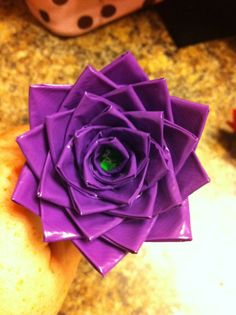 Duct Tape Flower Pen! $3 Order yours today!!