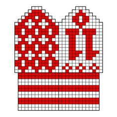 Blogg - Kalendervotter Flag, Knitting, Holiday, Advent Calenders, Threading, Vacations, Tricot, Breien, Stricken