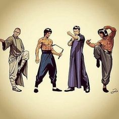 The REAL Fantastic Four?